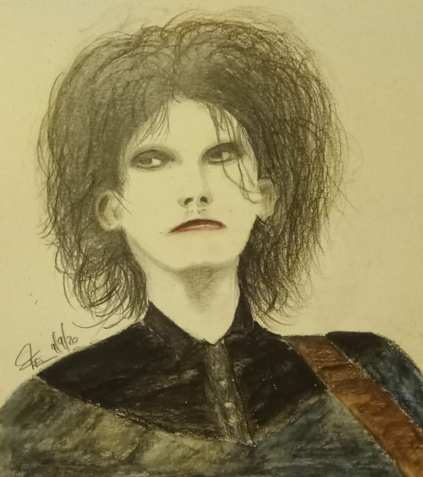 Robert Smith by frank19